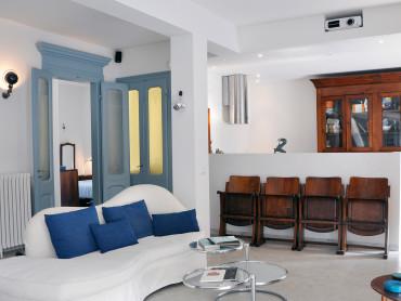 DISEGNOINOPERA - Casa Lepontina - soggiorno